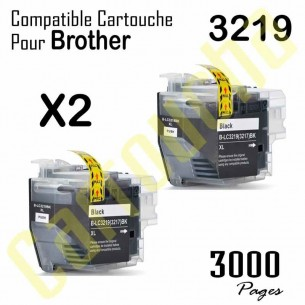 Pack 2 Cartouches Encre...
